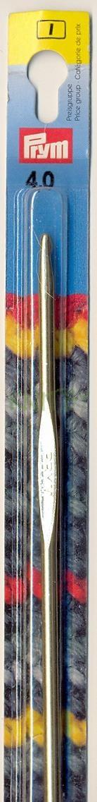 Крючок Prym для шерсти без ручки 4.0