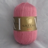 Пряжа Gazzal Riva розовый