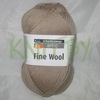 Пряжа Fine Wool бежевый