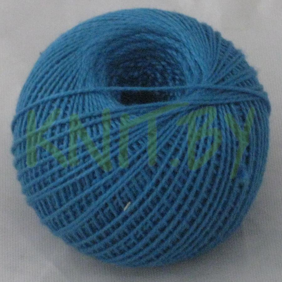 Пряжа Ириска т.голубой