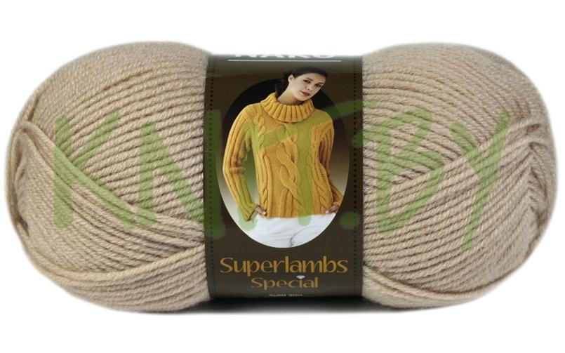 Пряжа Superlambs Special светло-телесный