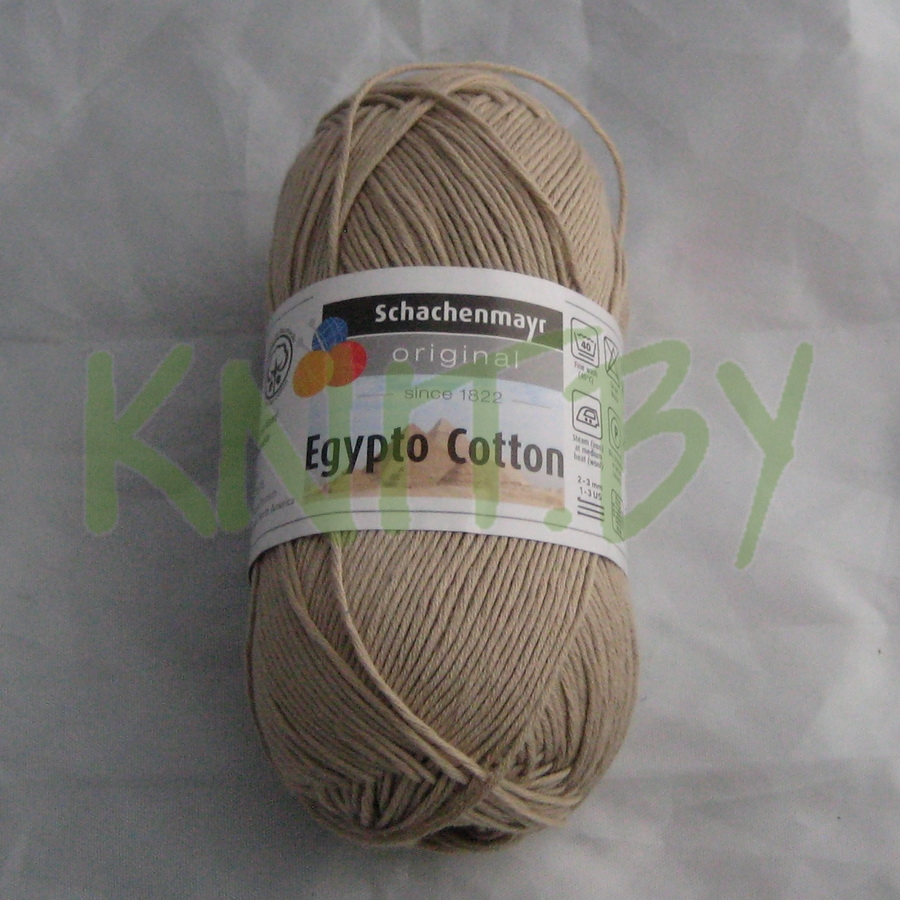 Пряжа Egypto cotton песочный