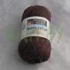 Пряжа Egypto cotton серо-коричневый