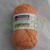 Пряжа Egypto cotton абрикос