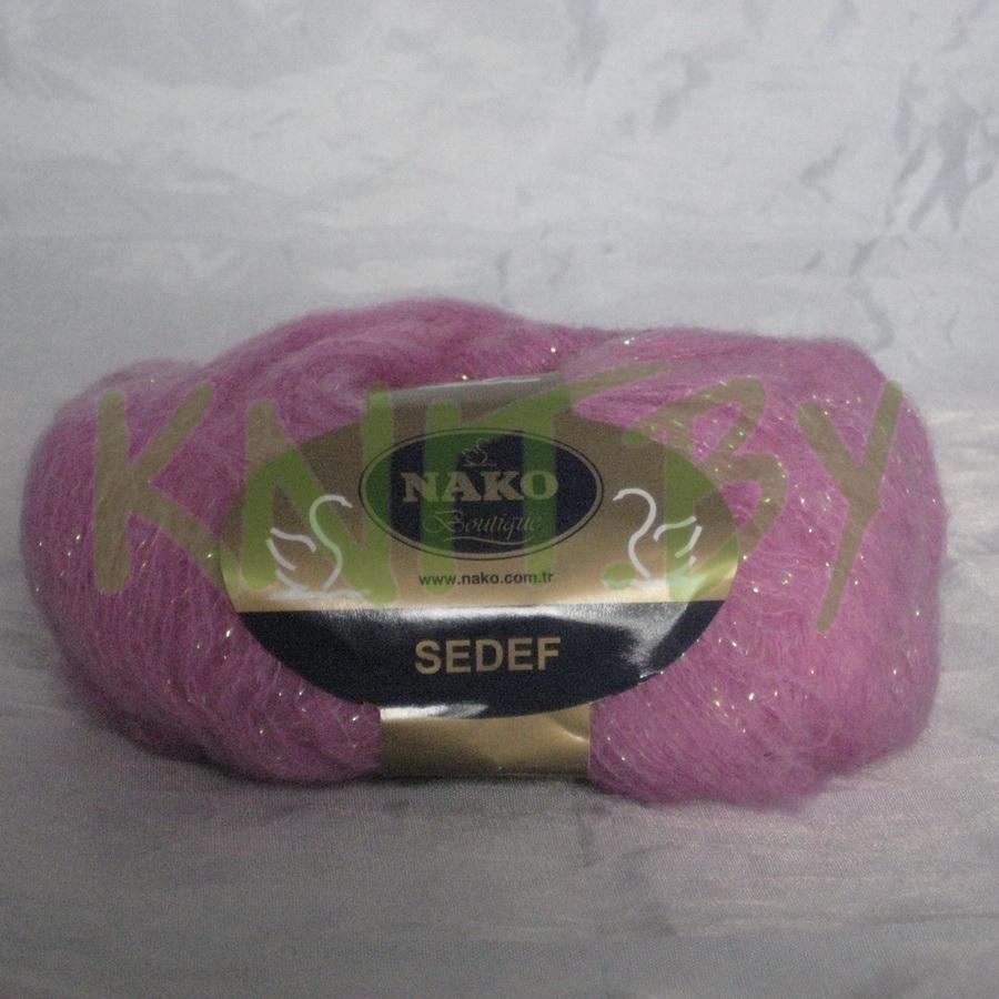 Пряжа Sedef сирень
