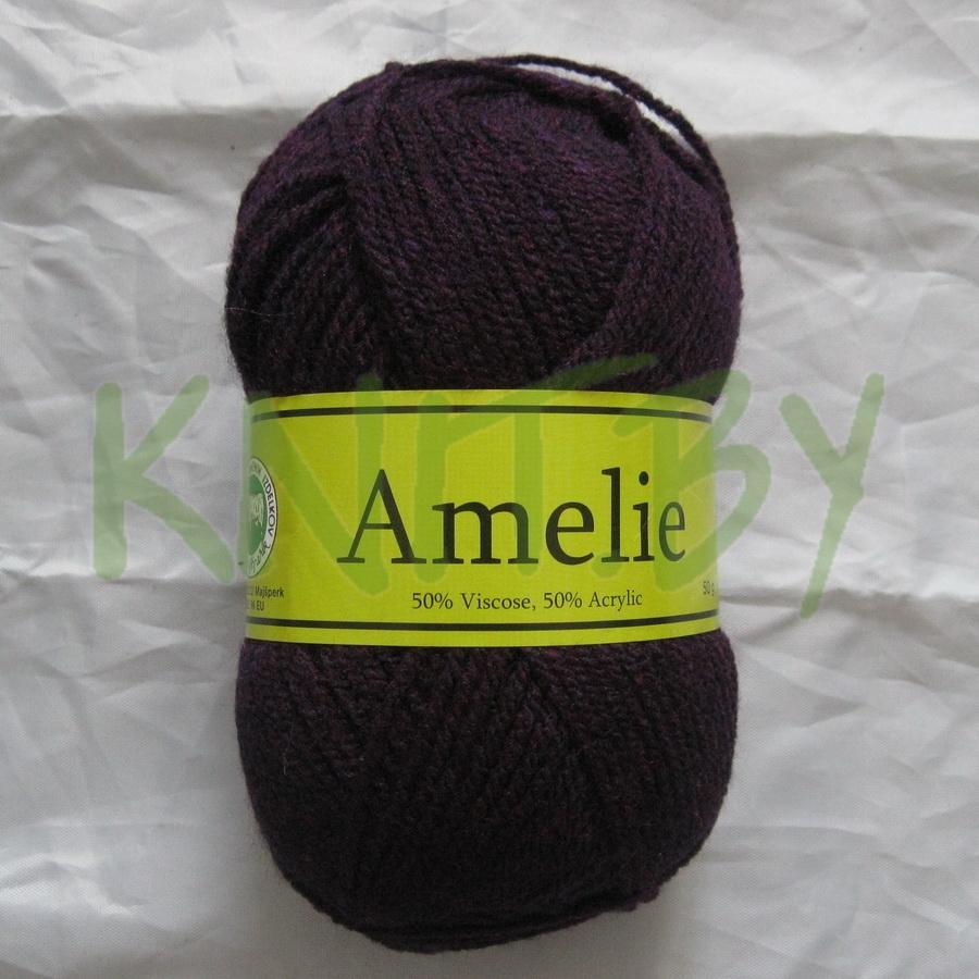 Пряжа Amelie сливовый