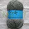 Пряжа Nelly серый
