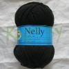 Пряжа Nelly чёрный
