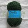 Пряжа Nelly зелёный