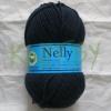 Пряжа Nelly тёмно-синий