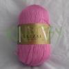 Пряжа Gazzal Riva ярко-розовый