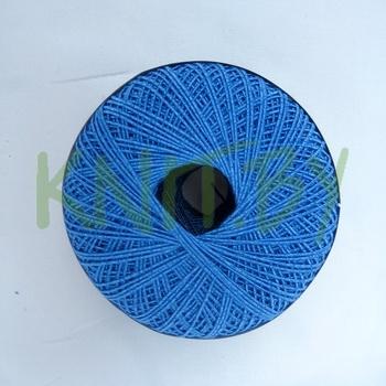 Пряжа Aura ярко-синий