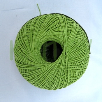 Пряжа Aura зеленый