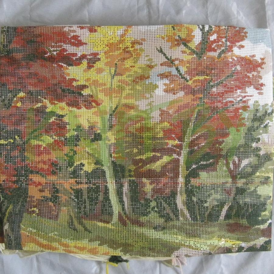 """Гобелен """"Осенний лес"""""""