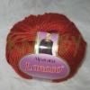 Пряжа ALPACANA рыжий