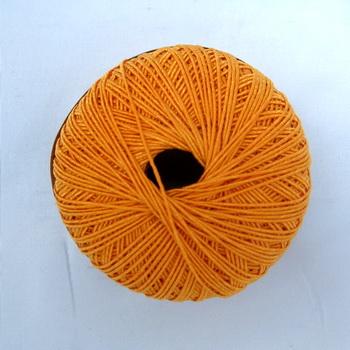 Пряжа Aura оранжевый
