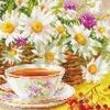 """Набор для вышивания """"Полуденный чай"""""""
