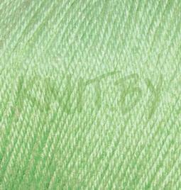 Пряжа Baby Wool Alize водяная зелень