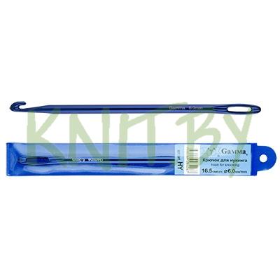 Крючок для нукинга 6.0 мм