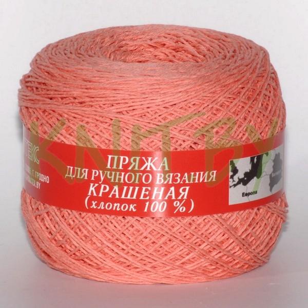 Пряжа Гронитекс пряжа №20/4 лосось