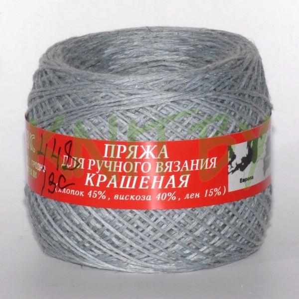 Пряжа Гронитекс пряжа №20/4 светло-серый