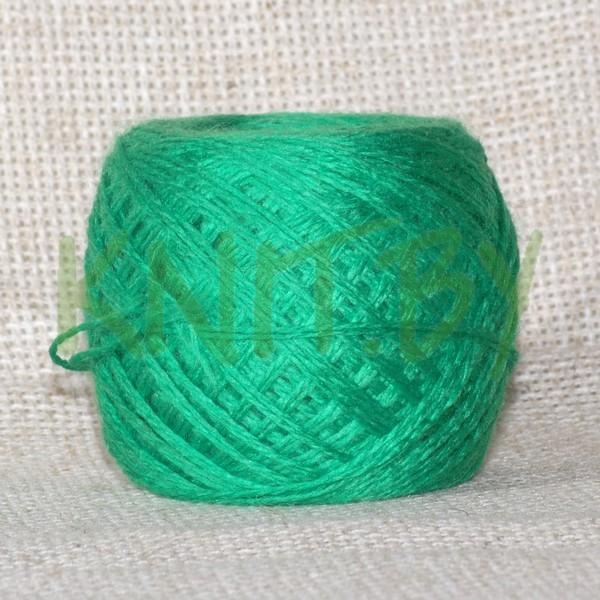 Пряжа Слонимская ПШ  ярко-зеленый
