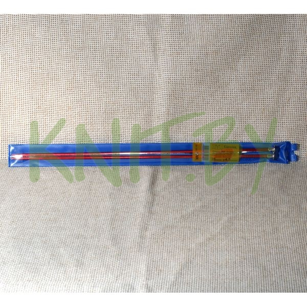 Спицы прямые цветные диаметр 4.5 мм