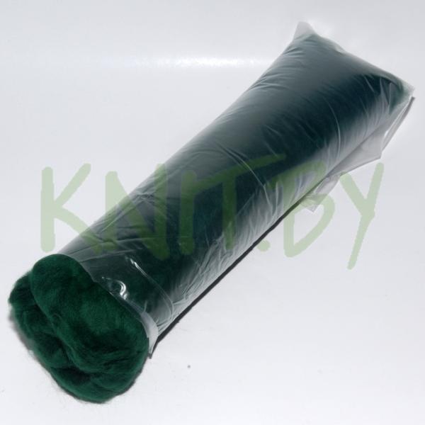 Акрил для валяния т.зеленый