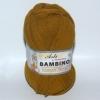 Пряжа BAMBINO горчица