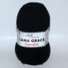 Пряжа Lana Grace Superfine черный