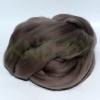 Слонимская шерсть для валяния какао