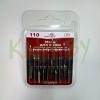 Иглы для бытовой швейной машины Арти для кожи №110 (10 шт.)