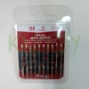 Иглы для бытовой швейной машины Арти для кожи №130 (10 шт.)