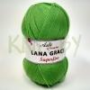 Пряжа Lana Grace Superfine яркий салат