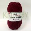 Пряжа Lana Grace Grand вишня