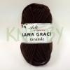Пряжа Lana Grace Grand шоколад