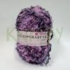 Пряжа Буклированная розово-фиолетовый