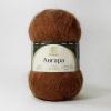 Пряжа Ангара коричневый