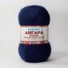 Пряжа Ангара синий