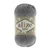 Пряжа Alize Bella угольно-серый