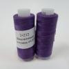 Нитки армированные 45ЛЛ Фиолетовые оттенки