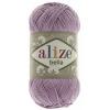 Пряжа Alize Bella лиловый