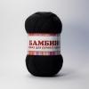 Пряжа Бамбино черный