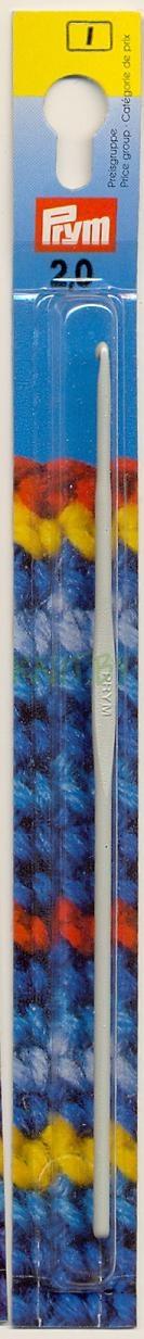 Крючок Prym для шерсти без ручки 2.0