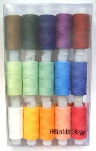 Набор швейных ниток 30 шт.