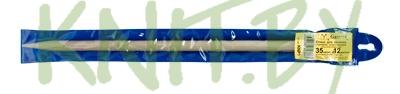 Спица прямая брумстик 12.0, длина 35 см