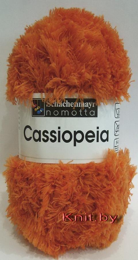 Пряжа Cassiopea оранжевый