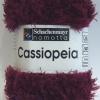 Пряжа Cassiopea бургунд