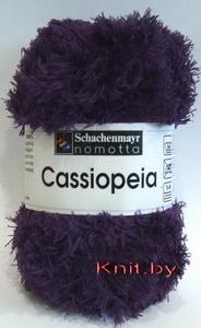 Пряжа Cassiopea фиолетовый