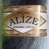 Пряжа Angora Gold BATIK DESIGN бело-серый
